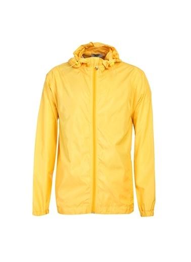 Kiğılı Yağmurluk Sarı